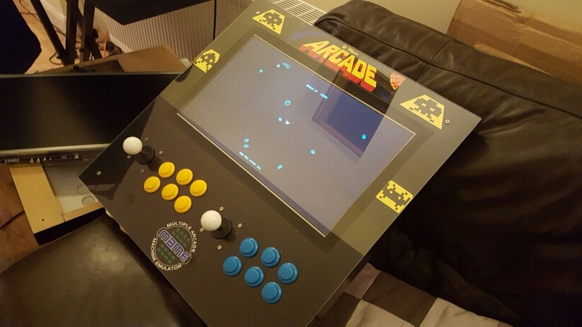 Rgr roundup 108 for Ikea table d arcade
